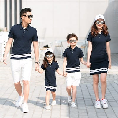 Family Matching Outfits