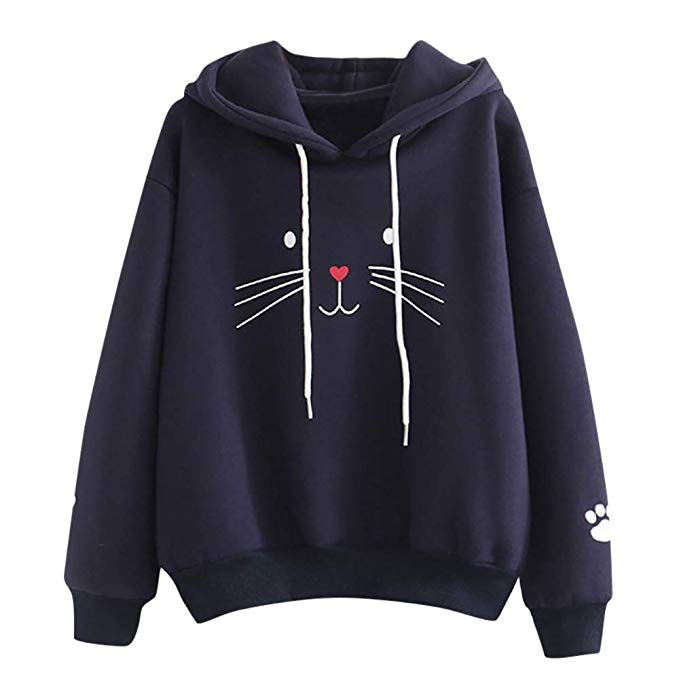 Women Hoodies & Sweatshirt